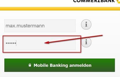commerzbank login konto mobile banking login. Black Bedroom Furniture Sets. Home Design Ideas