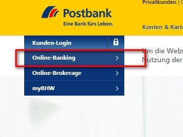 Postbank Ec Karte Sperren.Postbank Login Login Seite